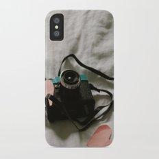 Mini Diana Slim Case iPhone X