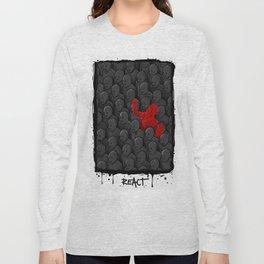 REACT Long Sleeve T-shirt
