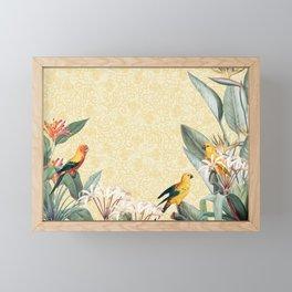 Macaws Framed Mini Art Print