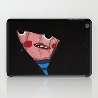 olivia joy iPad Cases featuring olivia by pixtre