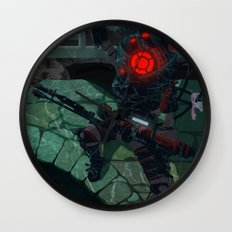 Bioshock2 Wall Clock