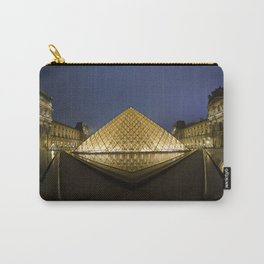 Pyramide du Louvre // Louvre Pyramid Carry-All Pouch