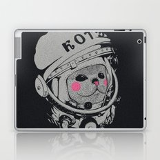 Spaceman cat Laptop & iPad Skin