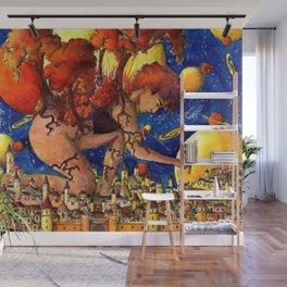 World builder Wall Mural