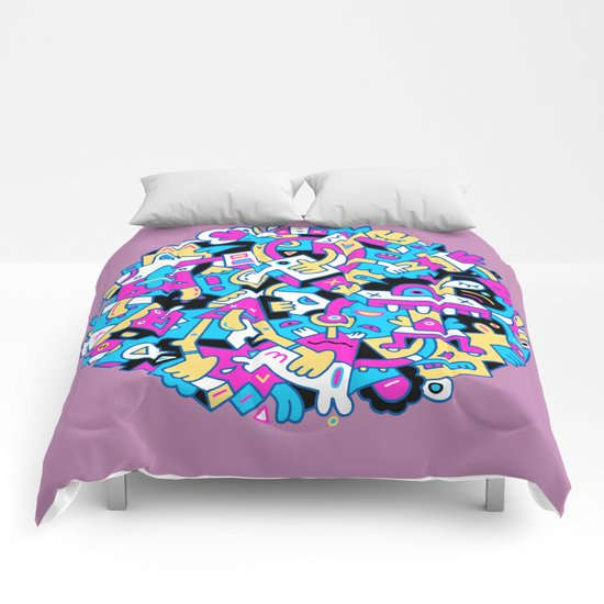 Dimbleby's Dilemma Comforters