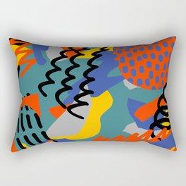 Incradible times gb Rectangular Pillow