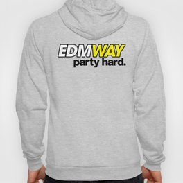 EDMWAY Party hard (Black) Hoody