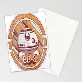 BB-8 Medallion Stationery Cards