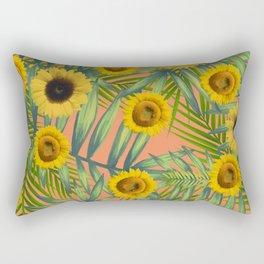 Sunlowres Party #1 Rectangular Pillow