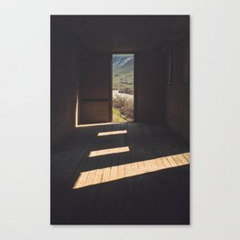 Room in the High Desert Canvas Print