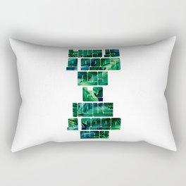 good day Rectangular Pillow