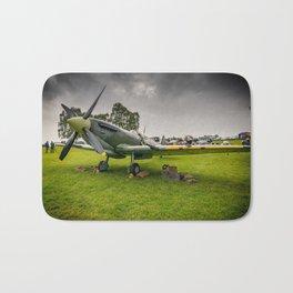 Supermarine Spitfire Bath Mat