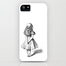 I Just Wonder iPhone Case