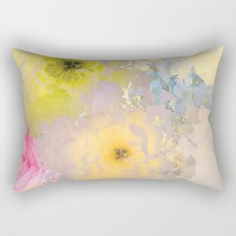 STOP FLOATING AROUND (LEMON) Rectangular Pillow