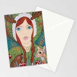 Elen Of The Ways Stationery Cards