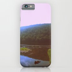Staring Off Lost In A Beautiful Daydream Slim Case iPhone 6s