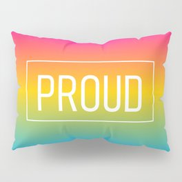 Pansexual Flag - Pride Pillow Sham