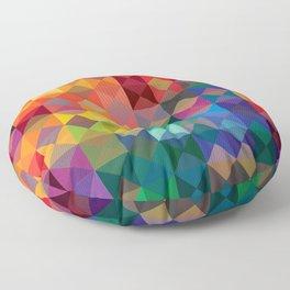 P2: Dusk Diamonds Floor Pillow