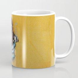 Owl Reading Coffee Mug