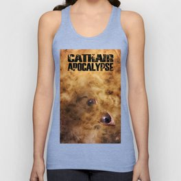 Cathair Apocalypse Book 1 Cover Unisex Tank Top
