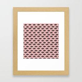 Beady Eye 01 Framed Art Print