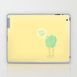 Work Hard Laptop & iPad Skin