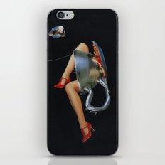 Marilyn Cup iPhone & iPod Skin