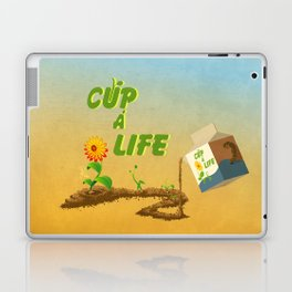 Cup á life Laptop & iPad Skin