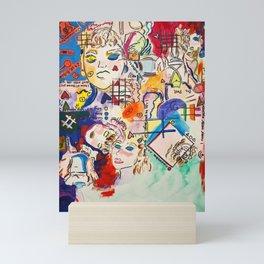 dre4min Mini Art Print