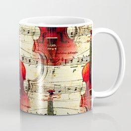 Violin Concerto Coffee Mug