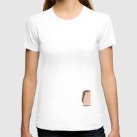 hedgehog T-shirts featuring Hedgehog by Josephine Graucob