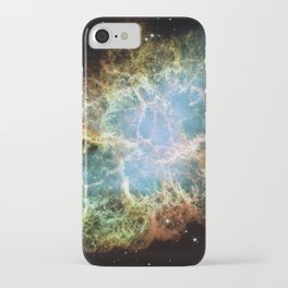 Hubble Space Telescope - Detailed image of the Crab Nebula iPhone Case