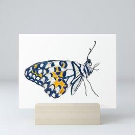 Mariposa Cal Mini Art Print