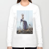 rapunzel Long Sleeve T-shirts featuring Rapunzel by Rose's Creation