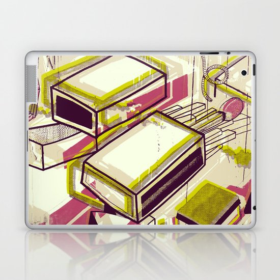 Matchbox Laptop & iPad Skin