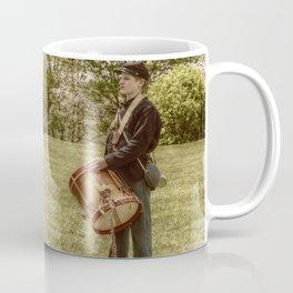 Civil War Drummer Boy Coffee Mug