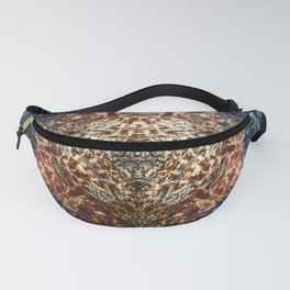 A Point For Reflection No 1 Fanny Pack