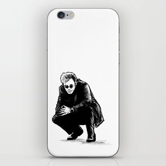 """""""H"""" iPhone & iPod Skin"""