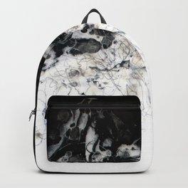 Minimalist Confetti Abstract Artwork Backpack