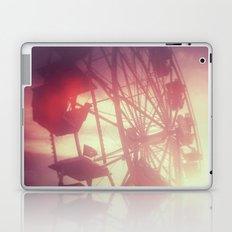 meet me at the fair Laptop & iPad Skin