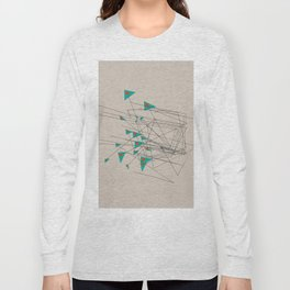 squiggles 1 Long Sleeve T-shirt