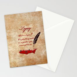 Hamilton Legacy Stationery Cards
