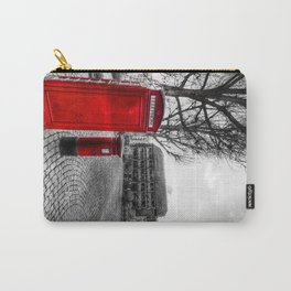 Post Box Phone Box London Carry-All Pouch