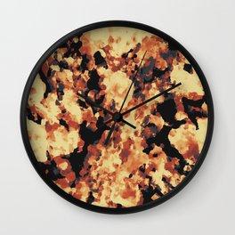 FIELD 4 Wall Clock