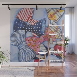 Tie One On Wall Mural