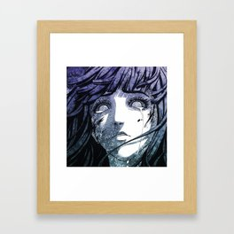 art hinata Framed Art Print