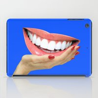 dentist iPad Cases featuring Playing At Home by Tyler Spangler