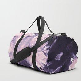 inkblot marble 9 Duffle Bag
