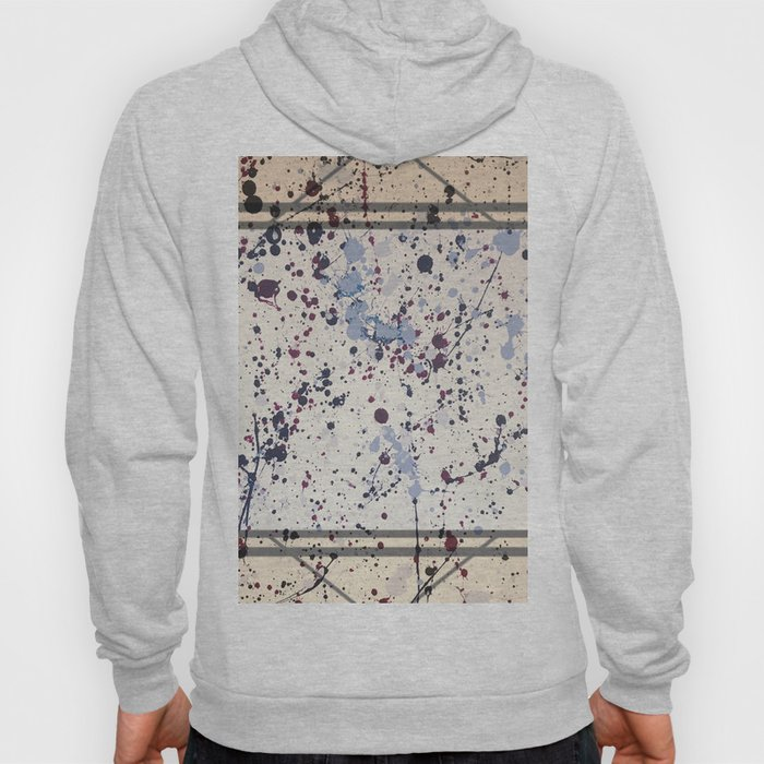 Attraction - square graphic Hoody