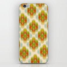 60's Pattern iPhone & iPod Skin